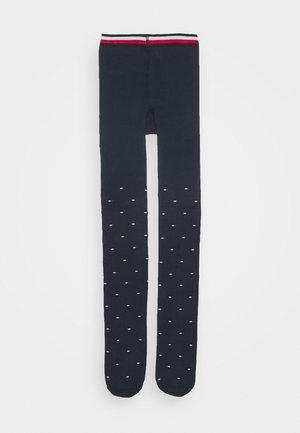 KIDS TIGHT FLAG - Collants - dark blue