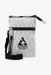Indispensable - NECKPOUCH - Across body bag - white - 6