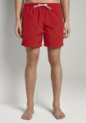 Zwemshorts - brilliant red
