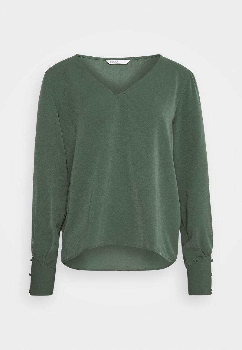 ONLY - ONLUMA - Bluser - balsam green