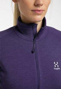 Haglöfs - HERON - Fleece jacket - purple rain - 3