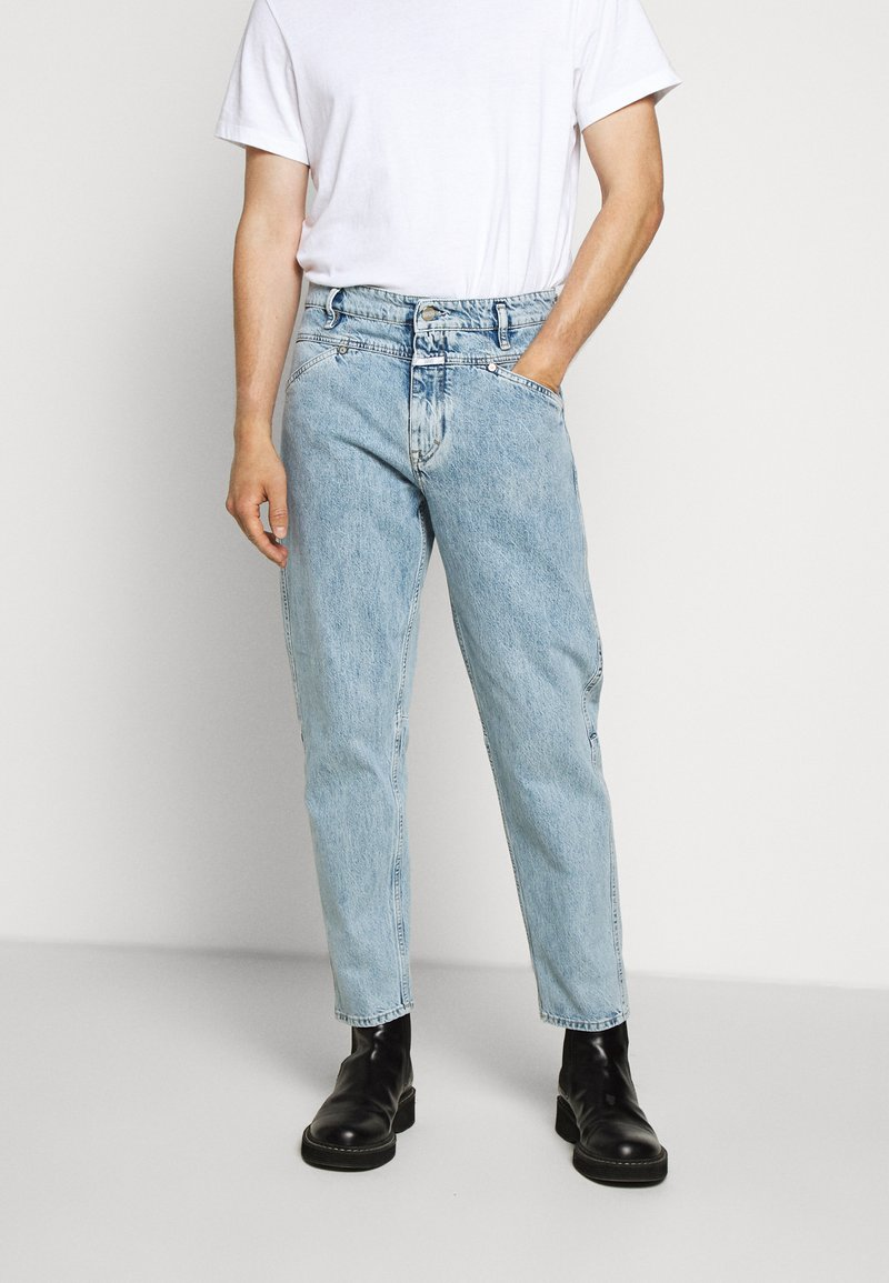 CLOSED - X LENT - Jeans Tapered Fit - light blue