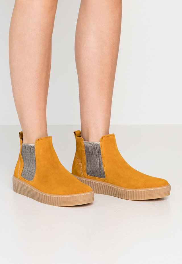 Ankle Boot - herbst