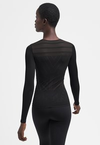Wolford - Long sleeved top - black - 1