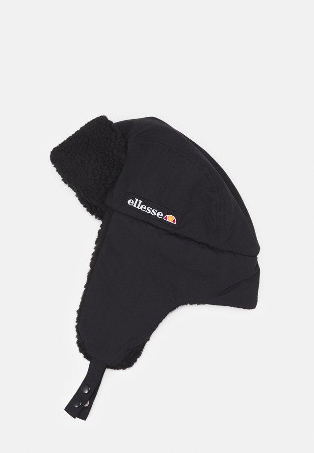 LERES UNISEX - Hut - black