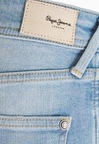 Pepe Jeans - POPPY - Jeansshorts - denim - 5