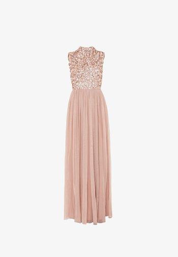 MEL EMBELLISHED  - Maxi dress - pale mauve