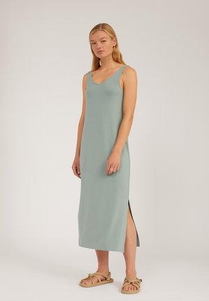 MADALENAA - Jersey dress - eucalyptus green