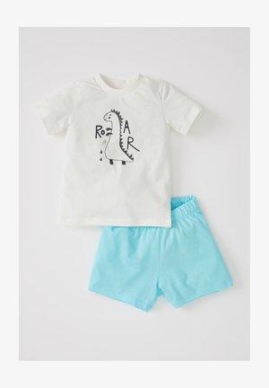 SET  - Pyjama set - ecru
