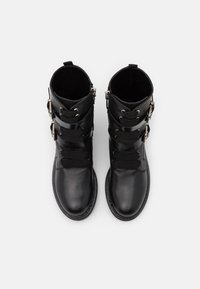 MAX&Co. - MARINAIO - Lace-up ankle boots - black - 4