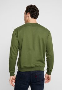 Wood Wood - TYE - Sweatshirt - army green - 2