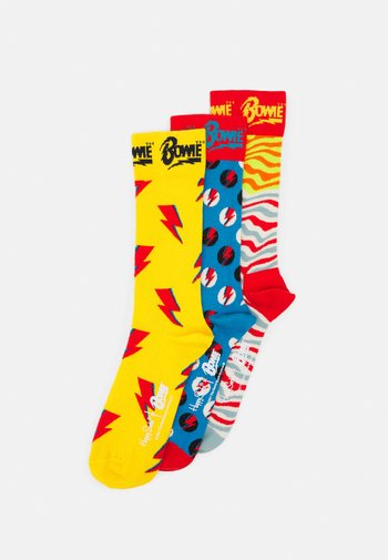 BOWIE GIFT UNISEX SET 3 PACK