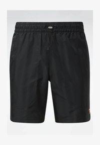 Reebok Classic - CLASSICS - Shorts - black - 6
