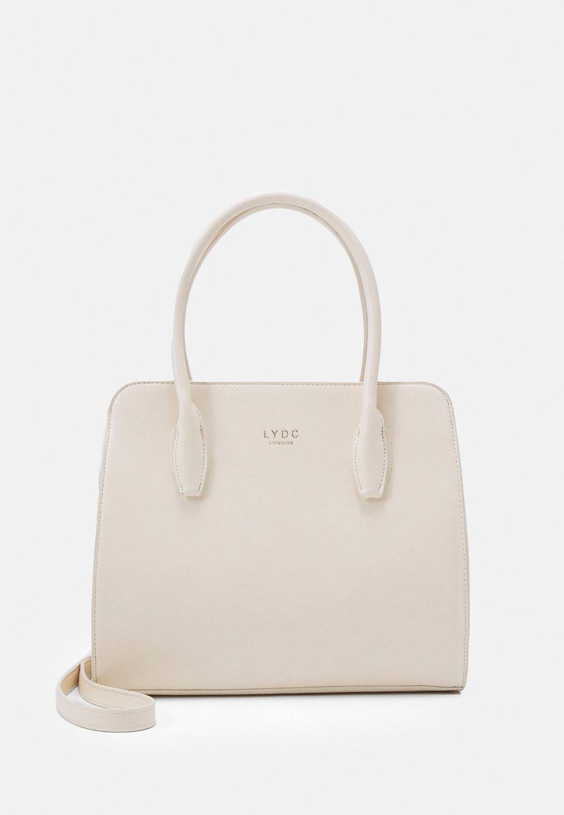 LYDC London - HANDBAG - Handbag - offwhite