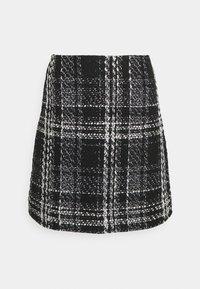 Forever New - SOFIA SKIRT - A-line skirt - black/white - 0