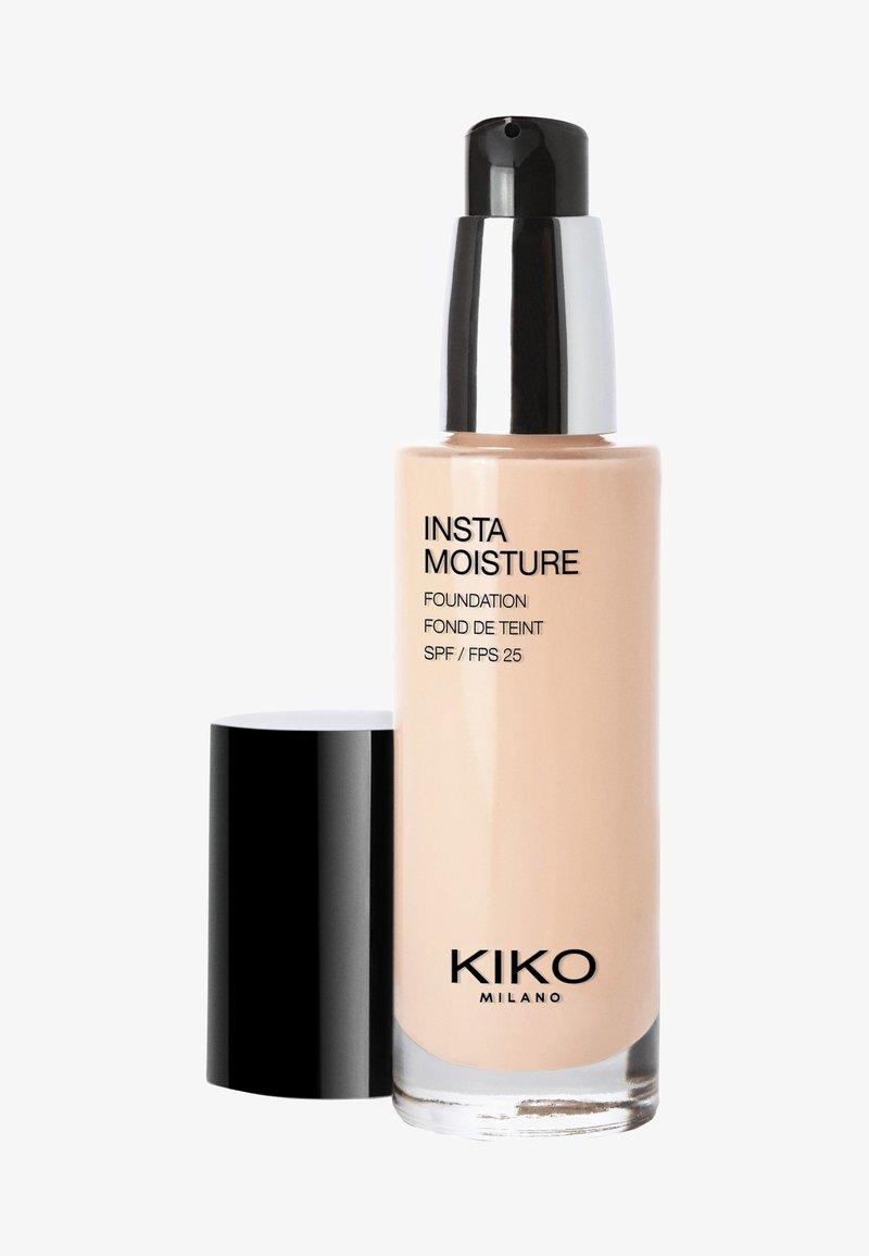 KIKO Milano - INSTAMOISTURE FOUNDATION - Foundation - 1 neutral