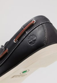 Timberland - SEABURY CLASSIC 2EYE - Boat shoes - navy - 2