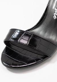 New Look - TANIEL - Sandalen - black - 2