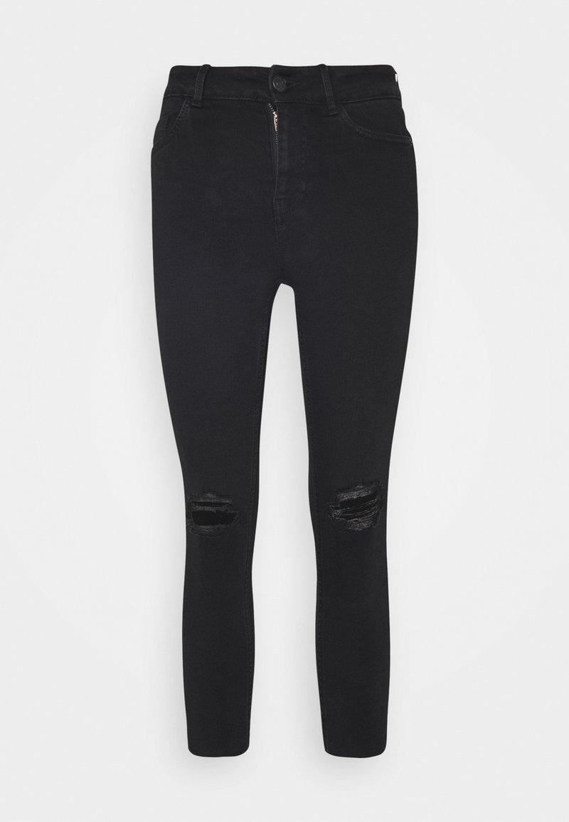 New Look Petite - Jeans Skinny Fit - black