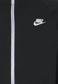 Nike Sportswear - MODERN - Sweatshirt - black/dark smoke grey/ice silver/white - 6