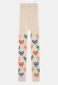 Mini Rodini - BOW UNISEX - Legging - off white - 1