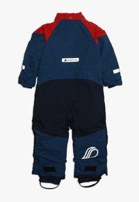 Didriksons - CORNELIUS KID'S COVERALL - Snowsuit - hurricance blue - 2