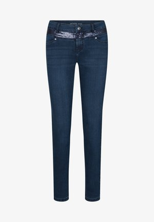 Jeans Skinny Fit - dark stoned