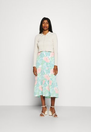 SHIMMER SKIRT - A-snit nederdel/ A-formede nederdele - multi-coloured