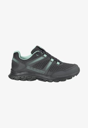 MTR  III LOW GTX - Hiking shoes - anthrazit