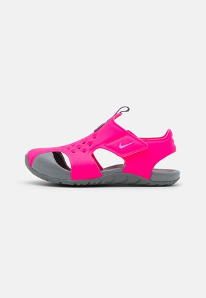 SUNRAY PROTECT 2  - Watersports shoes - hyper pink/fuchsia glow/smoke grey