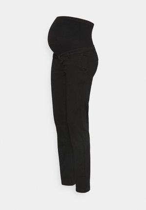 TONIO SEAMLESS - Pantalon classique - black