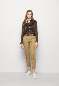 Polo Ralph Lauren - Košile - mohican brown - 1
