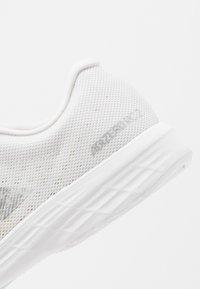 adidas Performance - ADIZERO RC 2 - Chaussures de running neutres - footwear white/silver metallic/sky tint - 5
