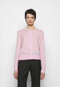 Filippa K - LOUISE CARDIGAN - Cardigan - pink candy - 0