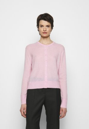 LOUISE CARDIGAN - Cardigan - pink candy