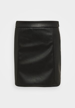 JDYTHEON SKIRT - A-line skirt - black