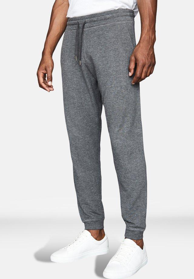 JOSE - Tracksuit bottoms - dark grey