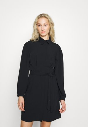 LACAMILLE - Shirt dress - noir