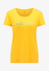 Haglöfs - Sports shirt - pumpkin yellow - 4