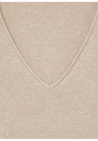 Mango - ROLLY - Jumper dress - light/pastel grey - 14
