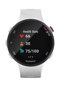 """Garmin - GARMIN GPS-LAUFUHR """"FORERUNNER 45 S"""" WEISSES ARMBAND - Smartwatch - white - 0"""