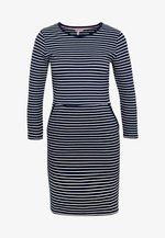EMILIE - Jersey dress - dark blue