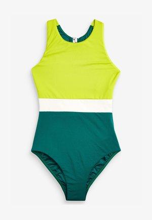 RIK RAK - Costume da bagno - green