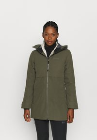 Didriksons - HELLE - Parka - fog green - 0