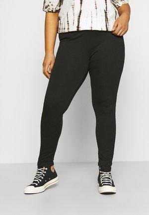 VIVALASA LOU - Leggings - Trousers - black