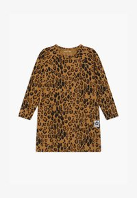 Mini Rodini - BASIC LEOPARD  - Jersey dress - beige - 0