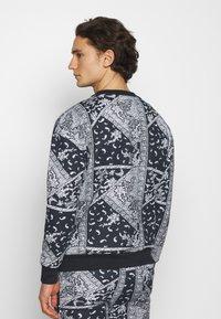 Another Influence - ARLO - Sweatshirt - blue - 2