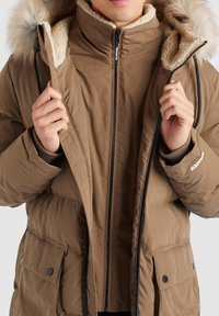 khujo - RIDLEY - Winter coat - khaki - 8