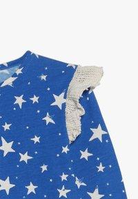 Noé & Zoë - RUFFLE DRESS - Jersey dress - blue - 3