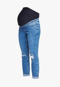 New Look Maternity - MOM - Relaxed fit jeans - blue - 0